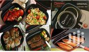 Dessini Double Sided Grill Pan   Kitchen & Dining for sale in Nairobi, Nairobi Central
