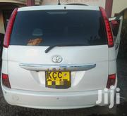 Toyota ISIS 2009 White | Cars for sale in Nairobi, Nyayo Highrise