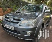 Toyota Fortuner 2008 Gray | Cars for sale in Nairobi, Karura