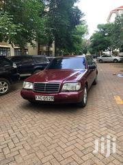 Mercedes-Benz S Class 2002 Red | Cars for sale in Kiambu, Kabete