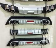 Universal Kantara Style Dual Exhaust Diffusers + Fitting | Vehicle Parts & Accessories for sale in Nairobi, Nairobi South