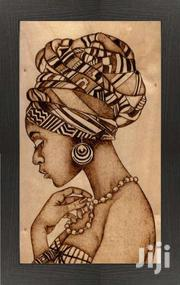 African Beauty Wooden Wall Hanging | Arts & Crafts for sale in Meru, Municipality