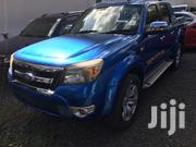 New Ford Ranger 2012 Blue | Cars for sale in Nairobi, Makina