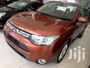 Mitsubishi Outlander 2012 Brown | Cars for sale in Mombasa, Shimanzi/Ganjoni