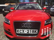 Audi A3 2012 Red   Cars for sale in Nairobi, Kilimani