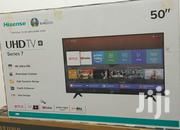 Hisense 50inch Smart 4K UHD Series 7 With Warranty | TV & DVD Equipment for sale in Nairobi, Nairobi Central