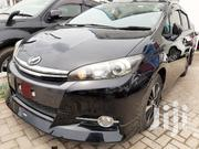 Toyota Wish 2013 Black | Cars for sale in Mombasa, Tudor