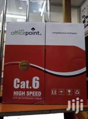 Office Point. Cat 6e Cable | Computer Accessories  for sale in Nairobi