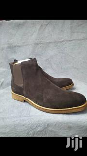 Pure Leather Boots With Rubber Sole | Shoes for sale in Nairobi, Nairobi Central