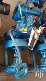 Water Pump 10hp Diesel, 4x4'"