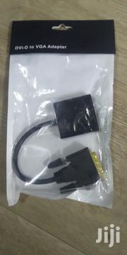 DVI To Vga Adapter   Computer Accessories  for sale in Nairobi, Nyayo Highrise