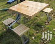 Wooden Folding Picnic Table | Camping Gear for sale in Nairobi, Nairobi Central