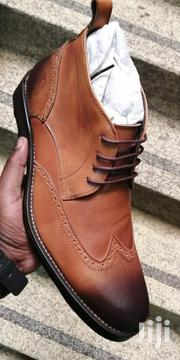 Latest Pure Leather Boots | Shoes for sale in Nairobi, Nairobi Central