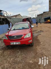 Toyota Harrier 2008 Red | Cars for sale in Nairobi, Embakasi