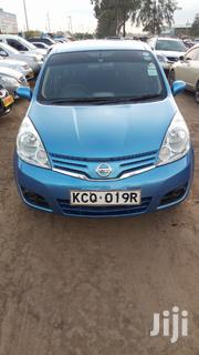 Nissan Note 2011 1.4 Blue | Cars for sale in Nairobi, Nairobi Central