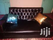 Five Seater Leather Sofa | Furniture for sale in Nairobi, Pangani