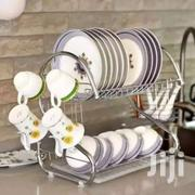 2 Tire Stainless Steel Dish Rack | Kitchen & Dining for sale in Nairobi, Nairobi Central