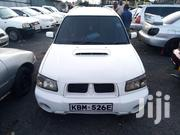 Subaru Forester 2003 Automatic White | Cars for sale in Nairobi, Embakasi