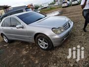 Mercedes-Benz C200 2002 Silver   Cars for sale in Nairobi, Kasarani