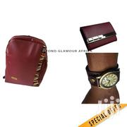 Backpack + Cardholder + Watch Combo | Bags for sale in Nairobi, Nairobi Central