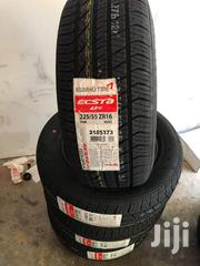 225/55zr16 95W Kumho Tyre's Is Made In Korea | Vehicle Parts & Accessories for sale in Nairobi, Nairobi Central
