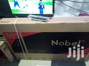 55 Inch Nobel Smart Android TV 4k | TV & DVD Equipment for sale in Nairobi, Nairobi Central
