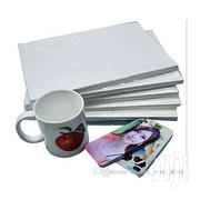 Generic High-quality A4 Size Ceramic Sublimation Paper And Glass Heat | Stationery for sale in Nairobi, Nairobi Central