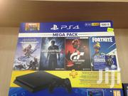 PS4 SLIM Mega Pack Bundle | Video Game Consoles for sale in Mombasa, Mji Wa Kale/Makadara