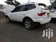BMW X3 2008 2.5si Exclusive White | Cars for sale in Nairobi, Karura