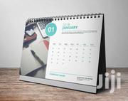 Table Calendars Design | Other Services for sale in Nairobi, Nairobi Central