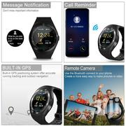 Y1 Smart Watch 1.54quot Touch Screen Fitness Activity Tracker | Smart Watches & Trackers for sale in Nairobi, Kilimani