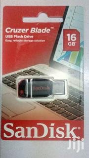 Sandisk 16GB USB Flash Drive - Red & Black | Computer Accessories  for sale in Nairobi, Nairobi Central