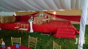 High Table Stage Hire