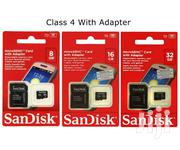 Sandisk With Adapter | Accessories & Supplies for Electronics for sale in Nairobi, Nairobi Central