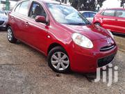 Nissan March 2012 Red | Cars for sale in Nairobi, Kilimani