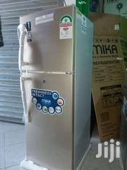 New Arrivals! Brand New Double Doors Fridge Gold In Colour. Super Cool | Kitchen Appliances for sale in Mombasa, Bamburi