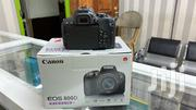 Canon EOS 800D DSLR Camera With 18-55mm Lens | Photo & Video Cameras for sale in Nairobi, Nairobi Central