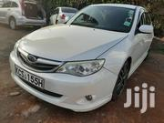 Subaru Impreza 2011 1.5 White | Cars for sale in Nairobi, Nairobi Central