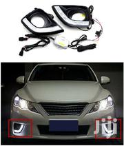 DRL Fog Covers (Only): For Toyota Mark X: GRX130/135 | Vehicle Parts & Accessories for sale in Nairobi, Nairobi Central