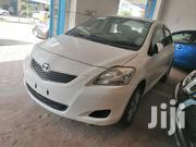 New Toyota Belta 2012 White | Cars for sale in Mombasa, Majengo