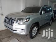 Toyota Land Cruiser Prado 2014 Silver | Cars for sale in Mombasa, Shimanzi/Ganjoni