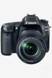 Canon 80D 18-55mm DSLR Camera | Photo & Video Cameras for sale in Nairobi, Nairobi Central