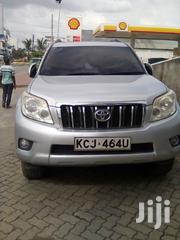 Toyota Land Cruiser Prado 2009 Silver | Cars for sale in Mombasa, Tudor