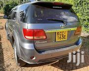 Toyota Fortuner 2008 Gray | Cars for sale in Nairobi, Kilimani