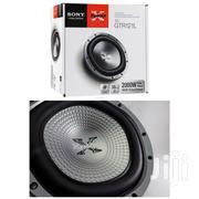 Sony 2000 Watts 12 Inch In Car Subwoofer (XS-GTR121LD) | Vehicle Parts & Accessories for sale in Nairobi, Nairobi Central
