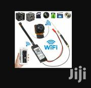 Mini HD Wireless WIFI IP Spy Hidden Pinhole | Security & Surveillance for sale in Nairobi, Nairobi Central