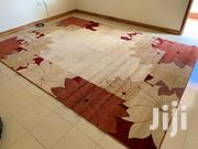 Cream/ Maroon Carpet | Home Accessories for sale in Uasin Gishu, Langas