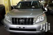 Toyota Land Cruiser Prado 2012 Silver | Cars for sale in Mombasa, Shimanzi/Ganjoni