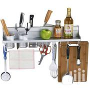 Lightweight Aluminium Kitchen Storage and Organizer Rack Holder | Kitchen & Dining for sale in Nairobi, Nairobi Central