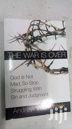 The War Is Over God Is Not Mad So Stop Struggling With Sin Judgment